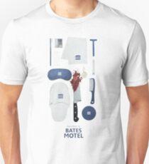 Bates Motel Art Poster Unisex T-Shirt