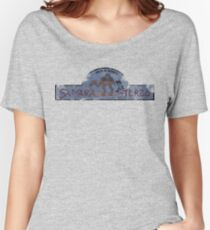 Sahara Stereo Women's Relaxed Fit T-Shirt