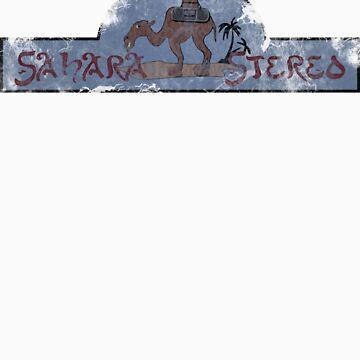 Sahara Stereo by ironsightdesign