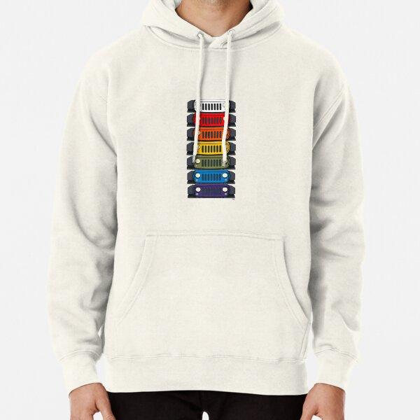 Rainbow Wranglers Pullover Hoodie
