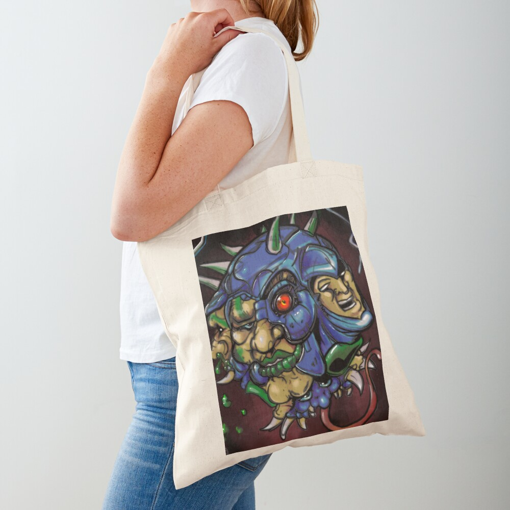 MISSION REPORT Level 2 Tote Bag