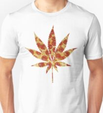 Pizza And Weed T-Shirt