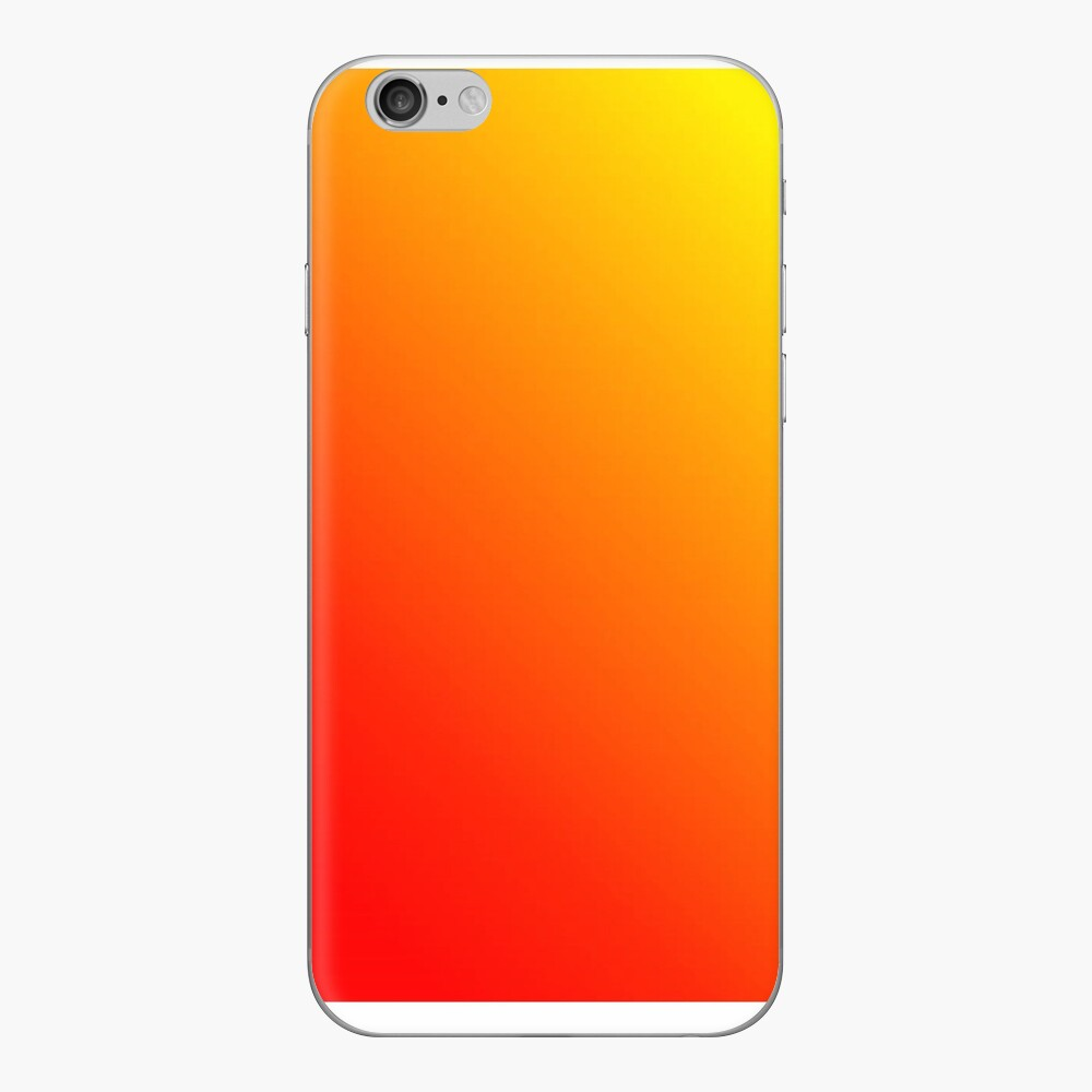 Colors of the Sun iPhone Skin