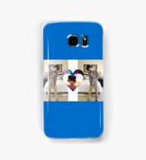 Brent Rivera Mirror heart Samsung Galaxy Case/Skin