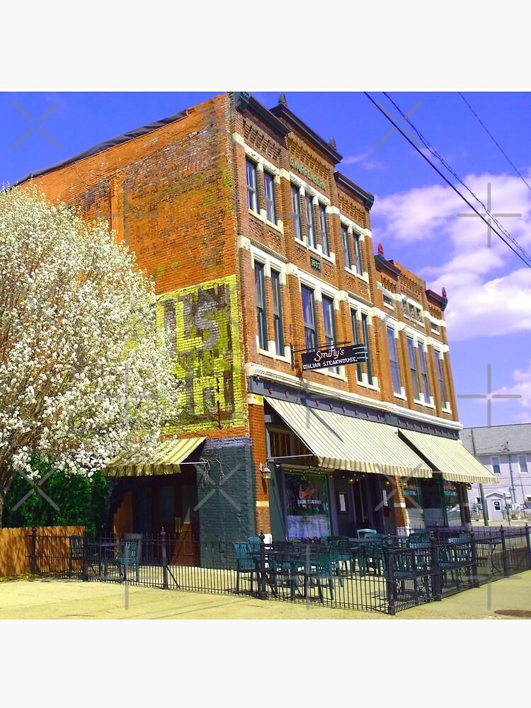 Smitty's Italian Steakhouse-Franklin Street-Evansville IN by Matlgirl