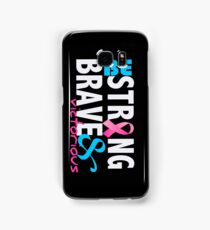 Breast Cancer  Samsung Galaxy Case/Skin
