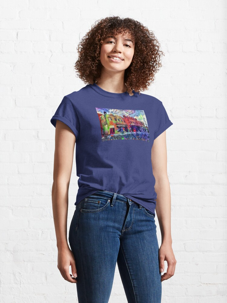 Alternate view of Civic Theatre-19th Street Theater-Allentown, PA Classic T-Shirt
