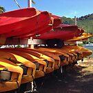 Kayaks by abryant