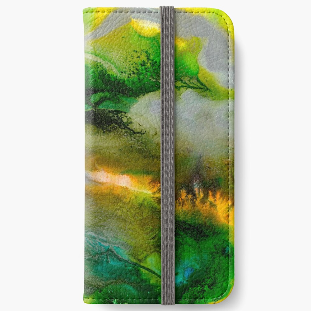 Silver Lining iPhone Wallet