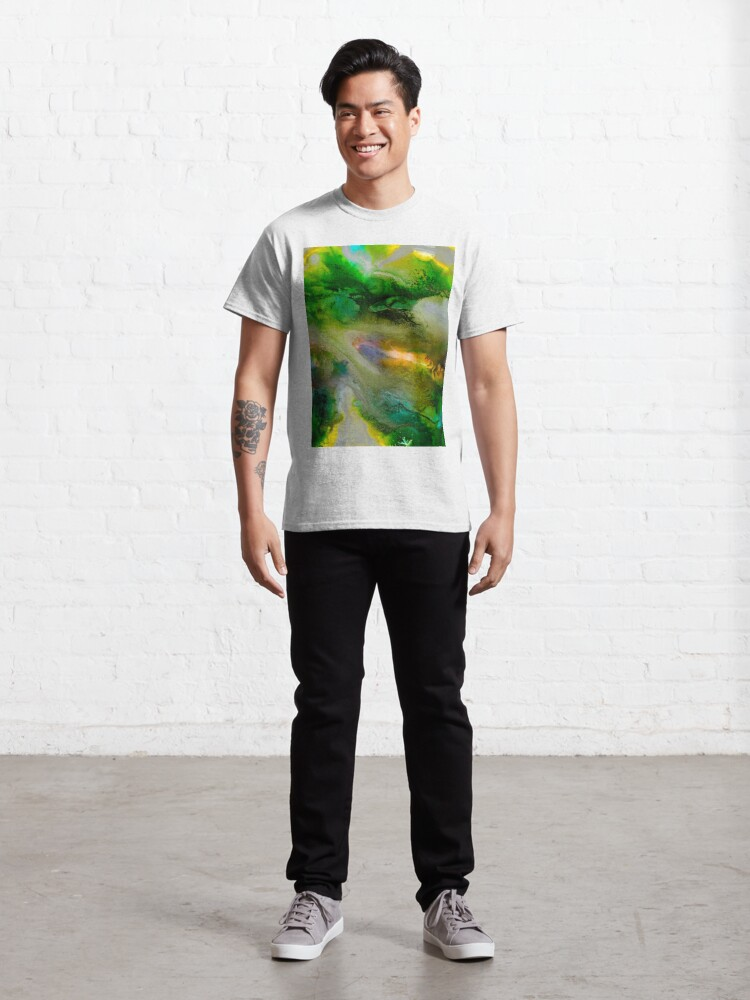 Alternate view of Silver Lining Classic T-Shirt