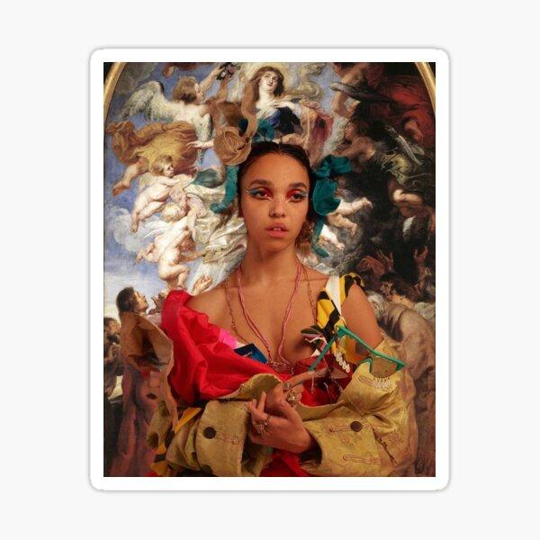 FKA twigs Magdalene Art Sticker