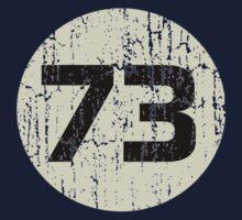 Sheldon Cooper: 73 | Unisex T-Shirt
