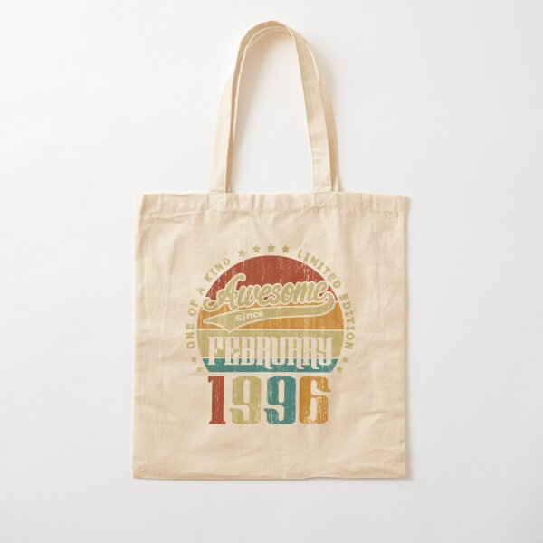 23rd Birthday Gifts Tote Mam Shopping Cotton Bag Ancient 1997 All Original Parts