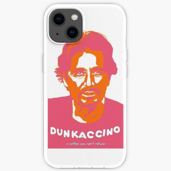 Dunkaccino Design iPhone Soft Case