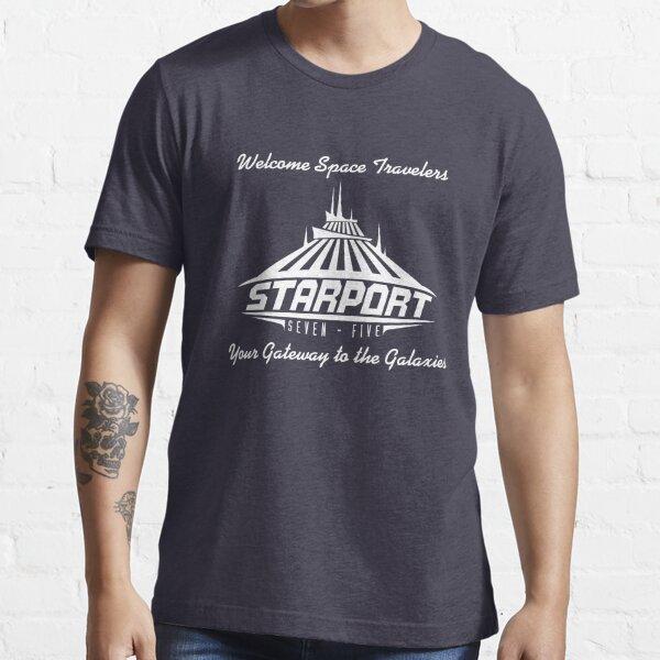 STARPORT SEVEN-FIVE Essential T-Shirt