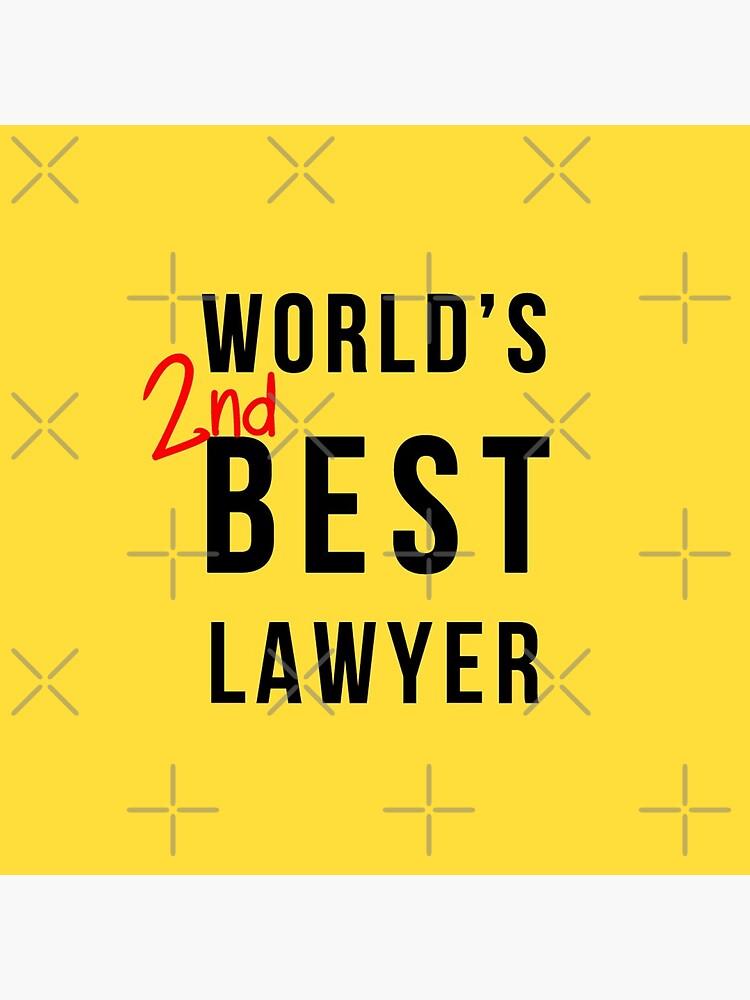 Worlds 2nd Best Lawyer - Better Call Saul by Samsar