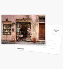 Libreria in Trastevere Postcards