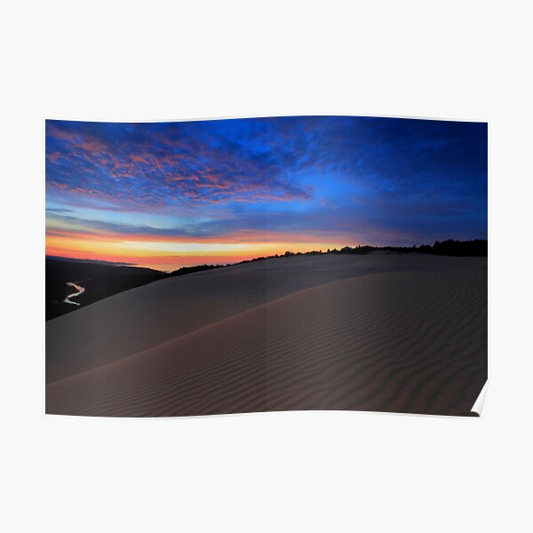 Thurra Sand Dunes  Poster