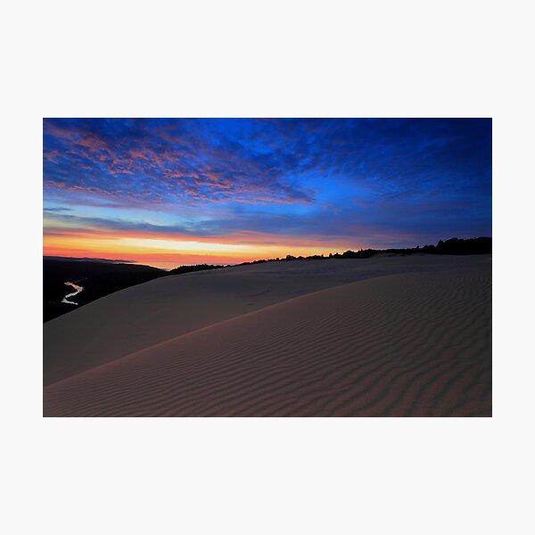 Thurra Sand Dunes  Photographic Print
