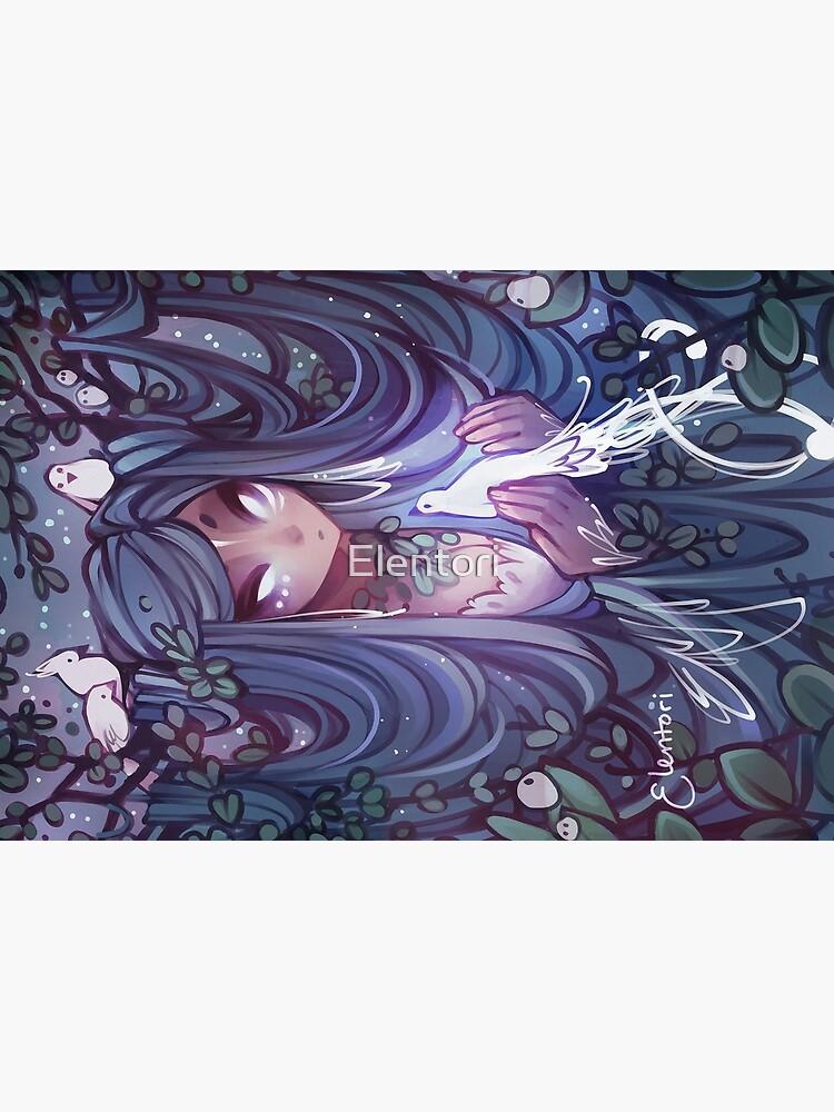 Moon Goddess by Elentori