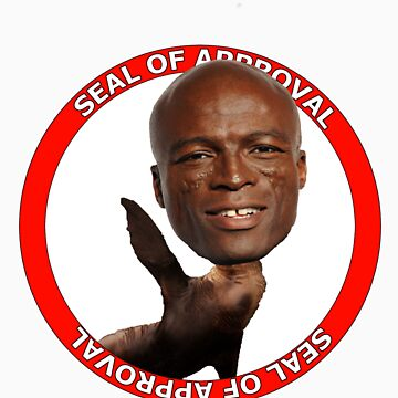 Seal of Approval by webstza
