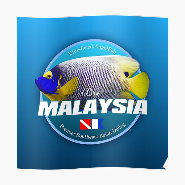 Dive Malaysia (DD2) Poster