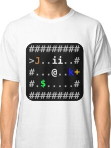Text based game Classic T-Shirt