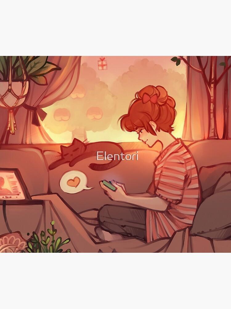 Start With Love by Elentori
