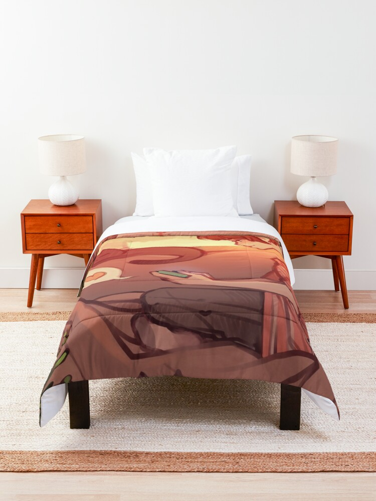 Alternate view of Start With Love Comforter