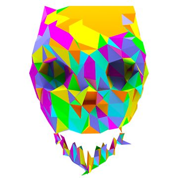 Skull by hellocld