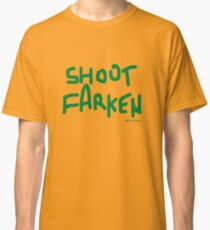 Green and Gold  Classic T-Shirt