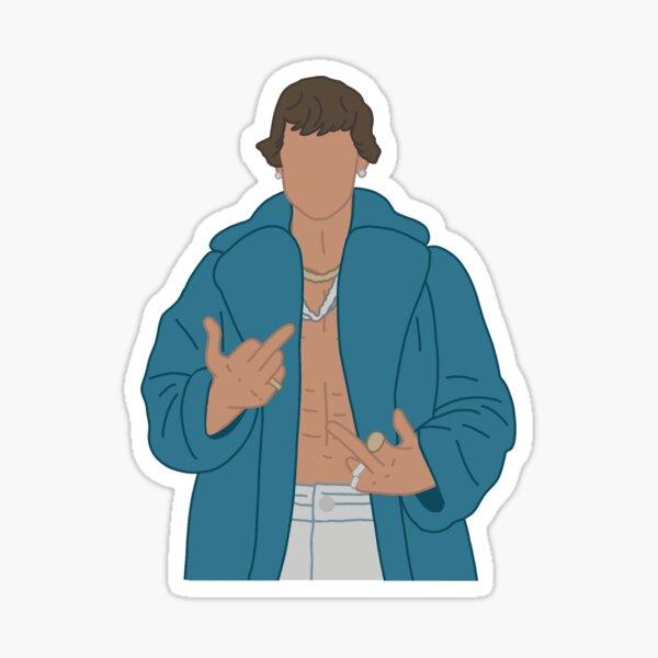 Justin Bieber - Popstar Sticker