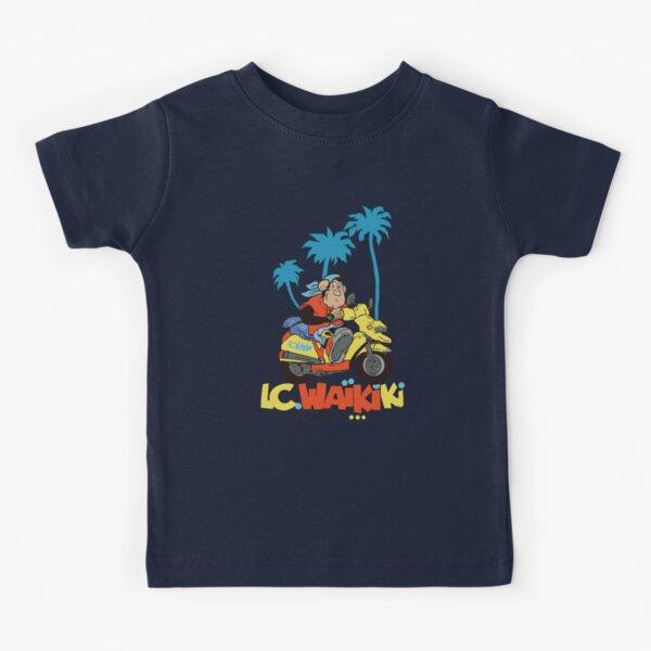 Biker Monkey Lc Waikiki libre de monter T-shirt enfant