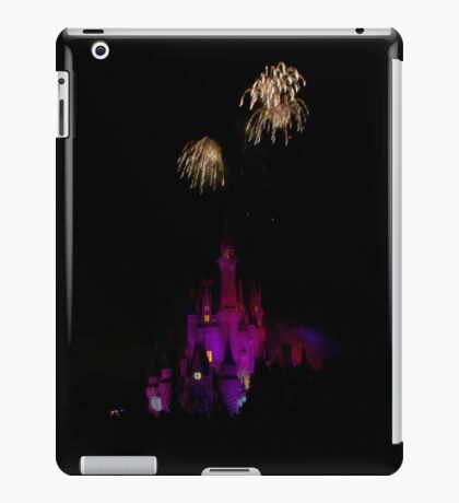Castle in the air. iPad Case/Skin