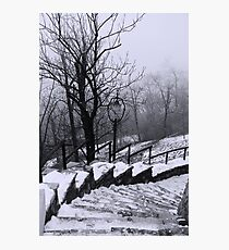Staircase to Narnia Photographic Print
