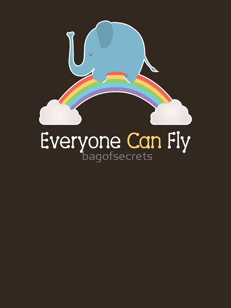 Everyone Can Fly by bagofsecrets