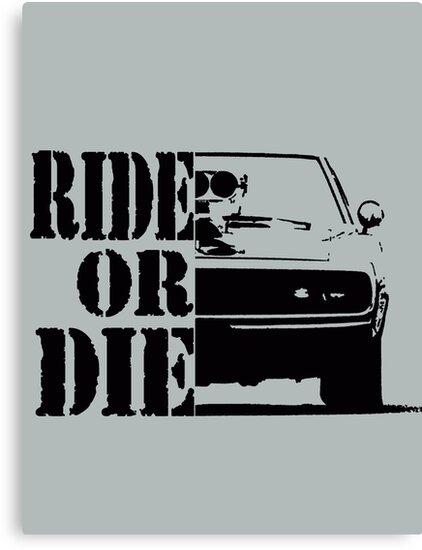 F&F, ride or die by hottehue