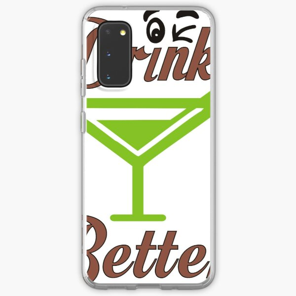 Drink Better Samsung Galaxy Soft Case