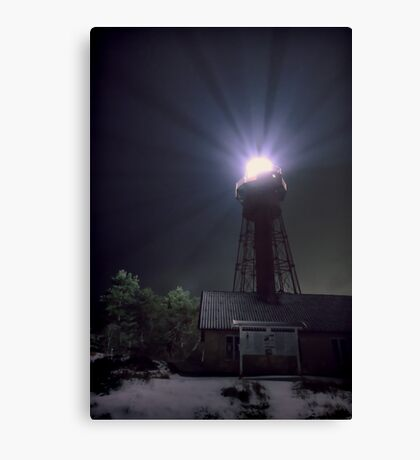Lighthouse, Outpost 4. Canvas Print