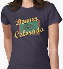 Bike Cycling Bicycle Denver Colorado T-Shirt