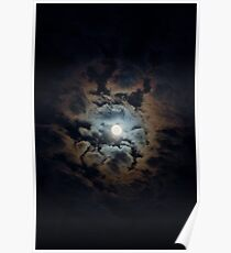 Eye of the Moon Poster