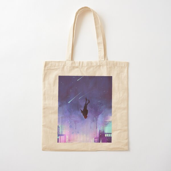 What's Up Danger Cotton Tote Bag