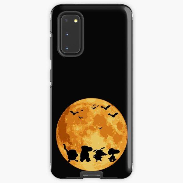 Peanut Moon halloween  Samsung Galaxy Tough Case
