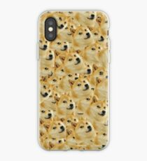 Many Doge Case iPhone Case