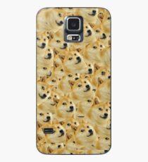 Many Doge Case Hülle & Klebefolie für Samsung Galaxy
