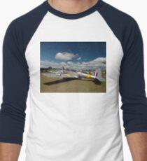 Three Chipmunks @ Caboolture Fly-In, Queensland 2011 Men's Baseball ¾ T-Shirt