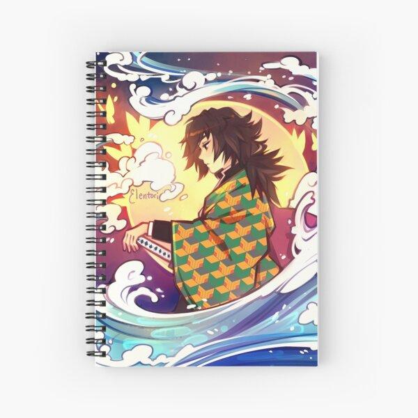 Giyuu Spiral Notebook