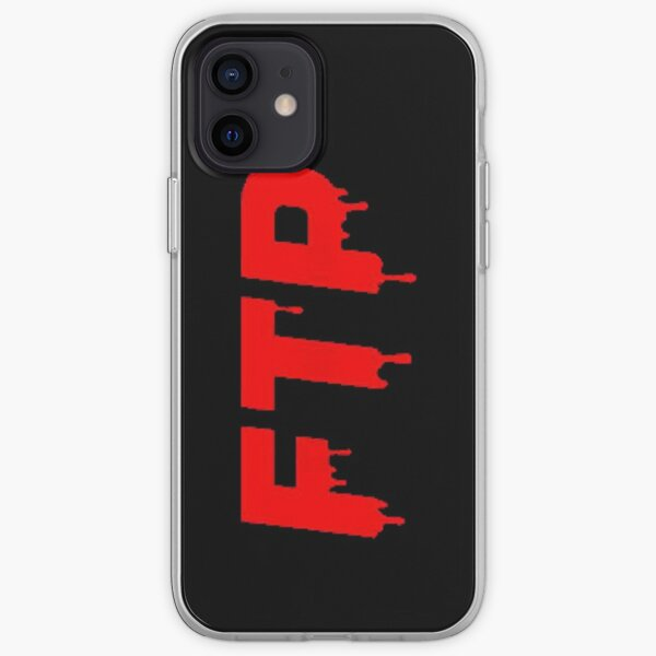 Suicide boys fuck the population red iPhone Soft Case