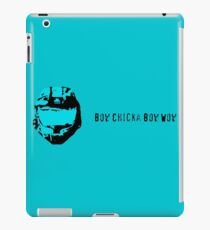 Bow Chicka Bow Wow iPad Case/Skin