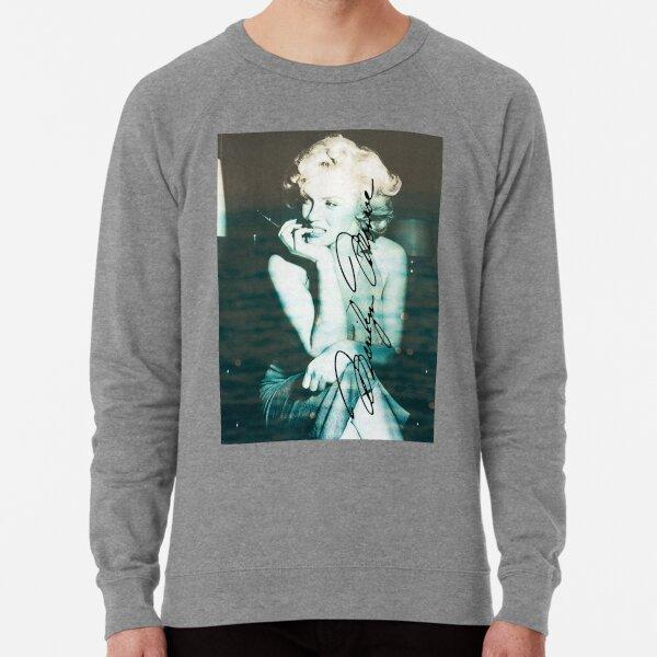 Marilyn Monroe  Lightweight Sweatshirt